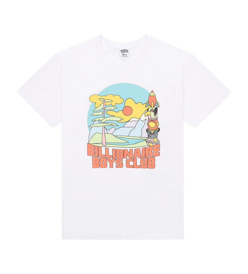 Great Scene S/S Tee (White)