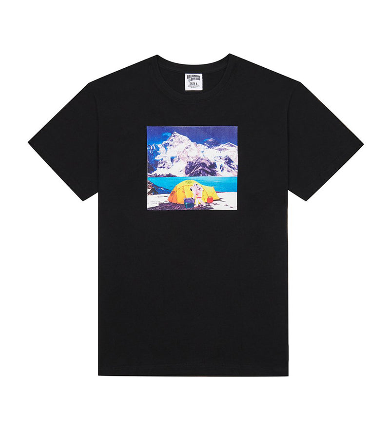 Camping S/S Tee (Black)