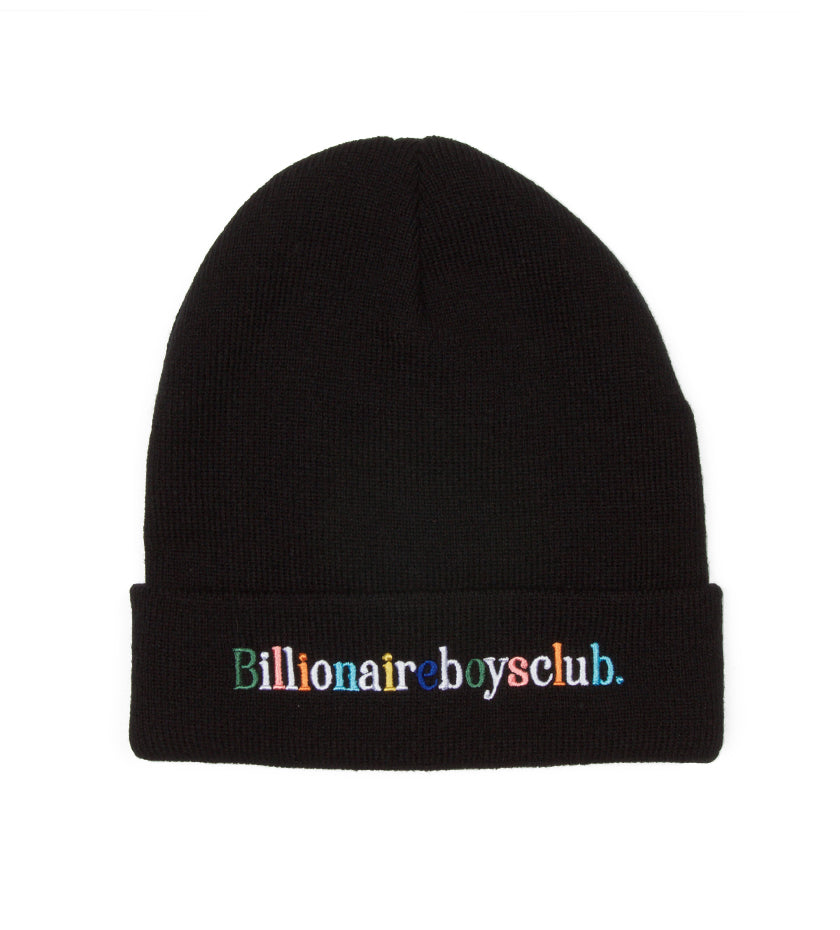Alphabet Skully (Black)