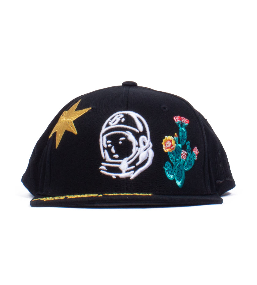 Wave Twill Hat (Black)