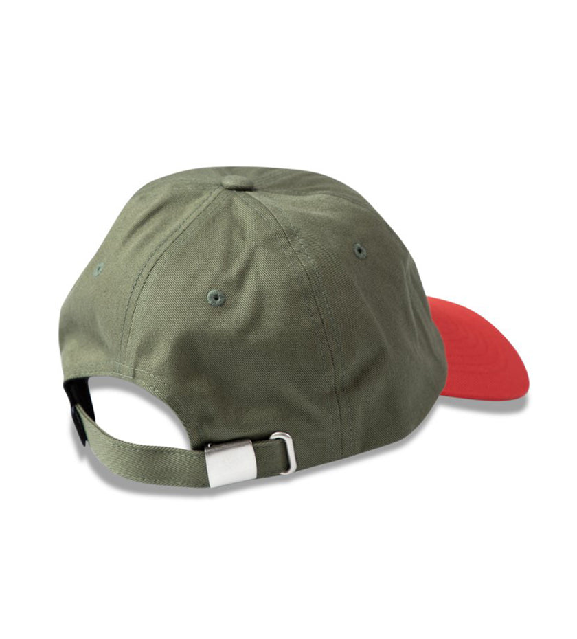 Tone Twill Hat (Avocado)