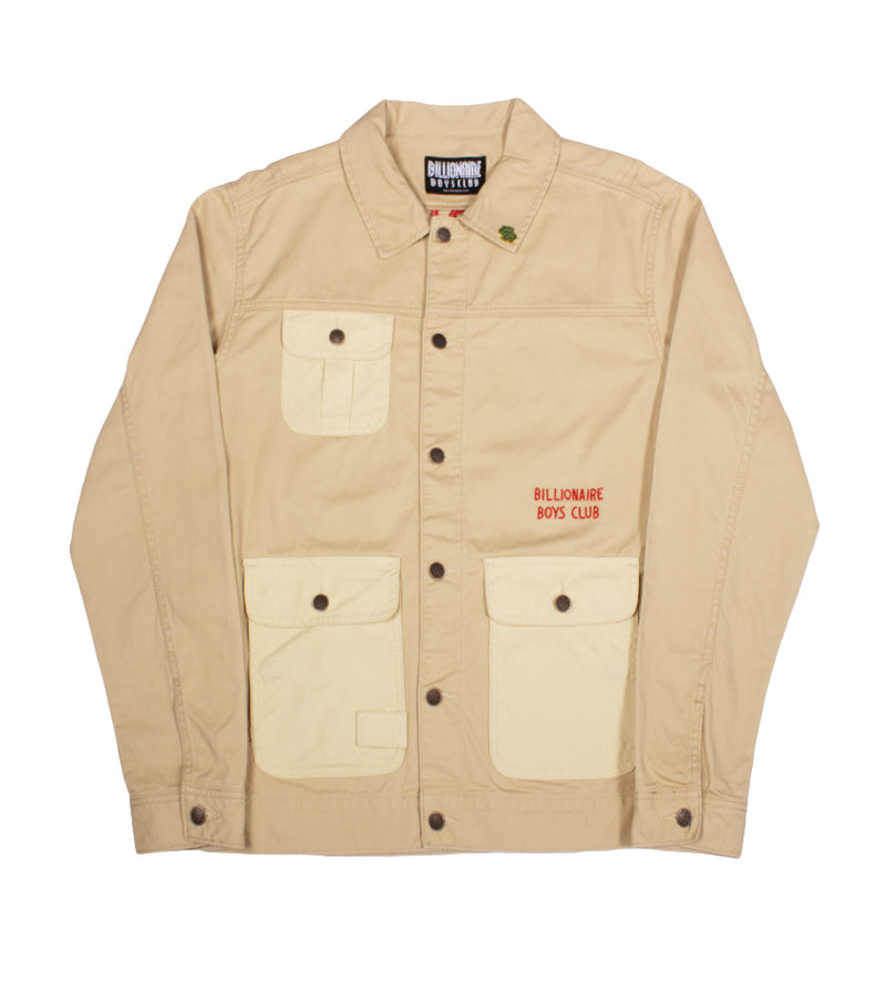 Freemont Jacket (Almond Buff)