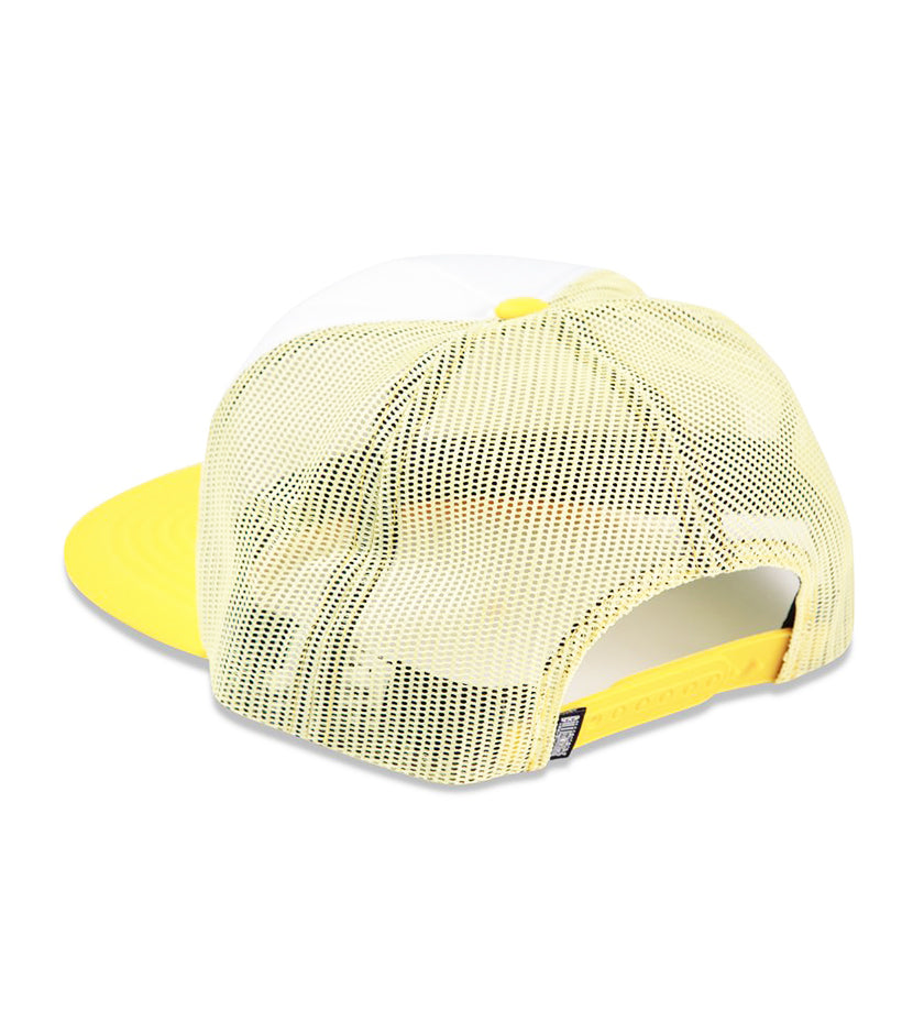 Helmet Trucker Hat (Meadowlark)