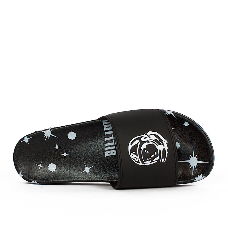 Moon Walk Slides (Black)