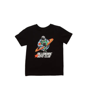 Playoff S/S Kids Tee (Black)