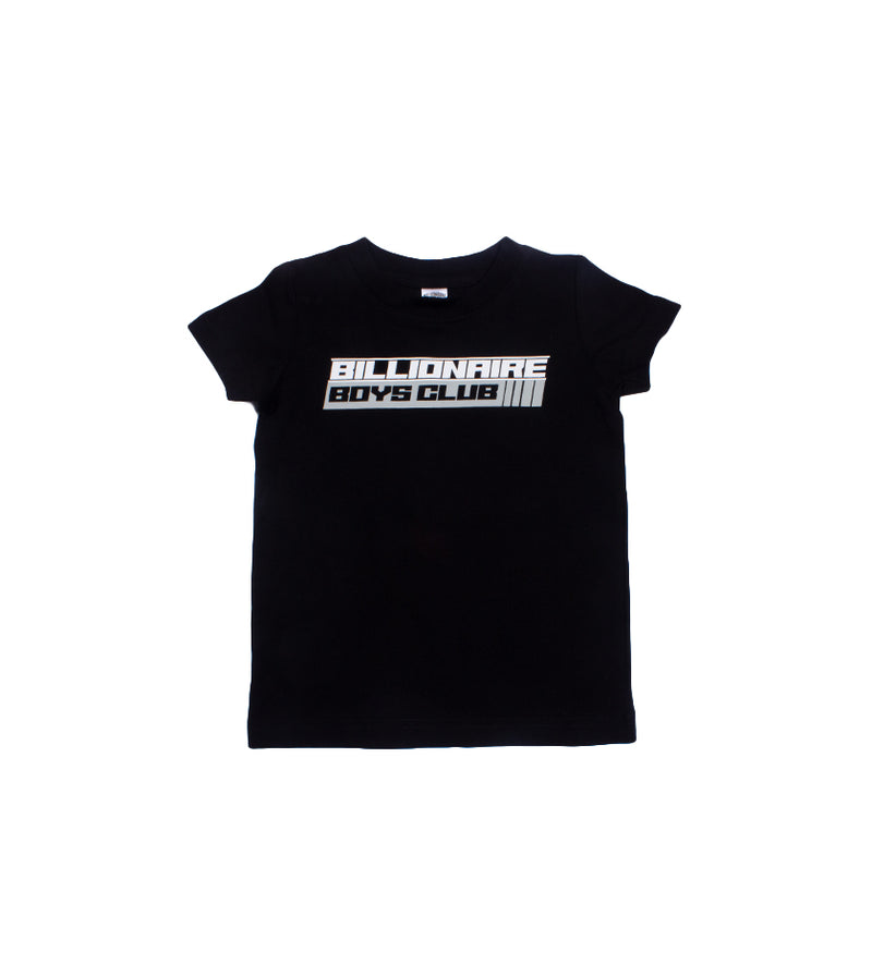 Speed S/S Kids Tee (Black)