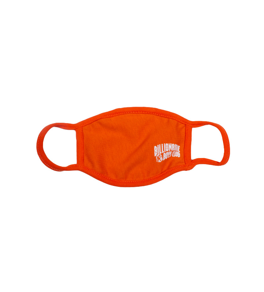 Shield Kids Mask (Red Orange)