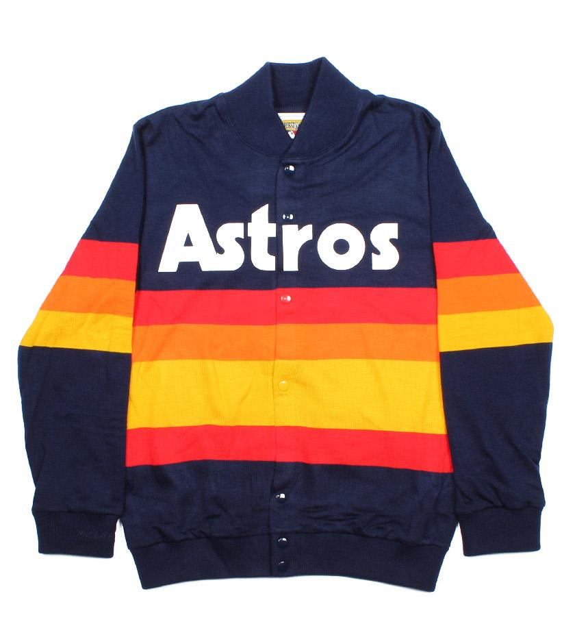 Authentic 1986 Houston Astros Sweater