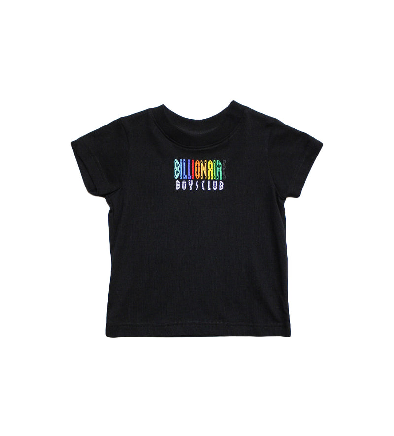 Multicolor S/S Kids Knit (Black)