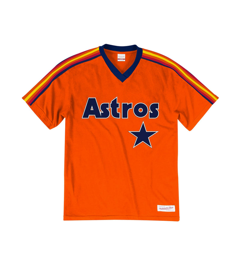 Youth Astros Overtime Win Vintage Tee (Orange)
