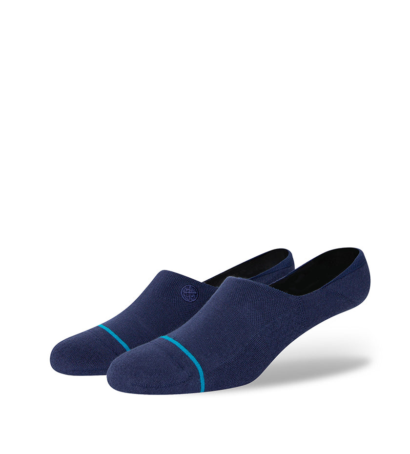 Icon No Show Socks (Dark Navy)