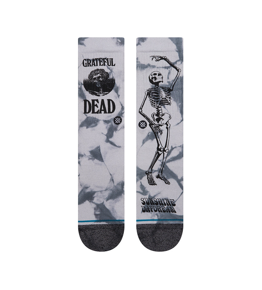 Good Ol Grateful Dead Socks (Grey)