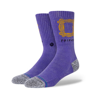 The One With The Socks (Purple)
