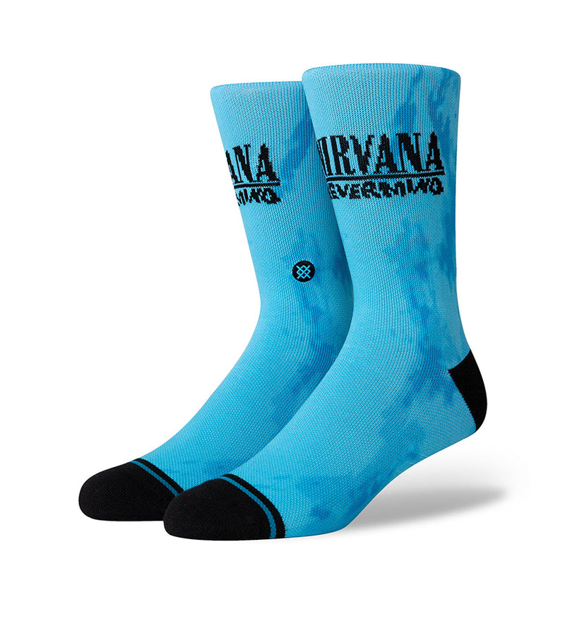 Nirvana Nevermind Socks (Blue)