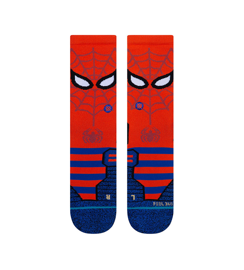 Spidey Socks (Red)