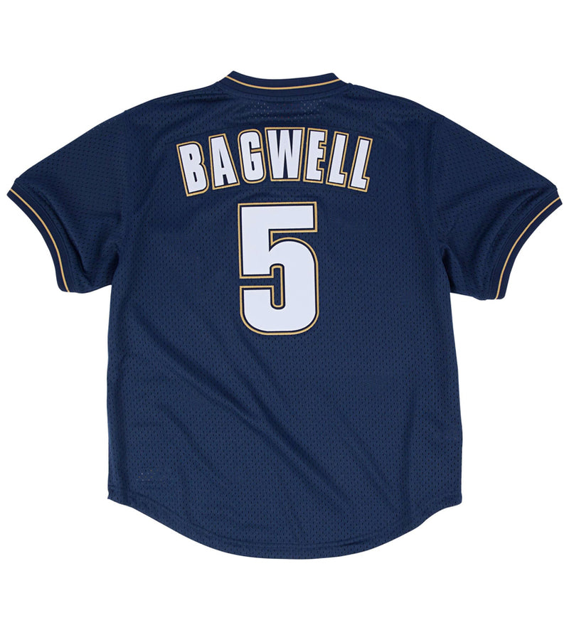Astros 1997 MLB Batting Practice Jersey (Jeff Bagwell)