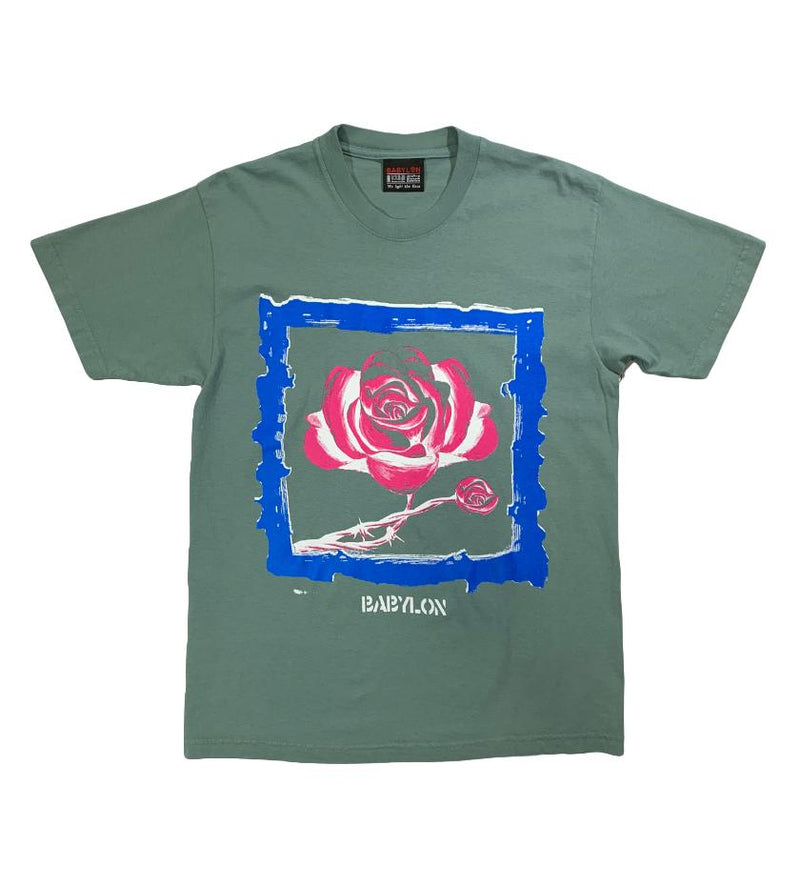 Automatic Youth Tee (Atlantic Green)