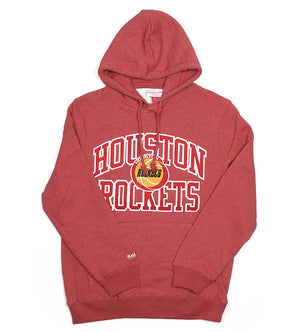 Houston Rockets Playoff Win Hoody (Red)