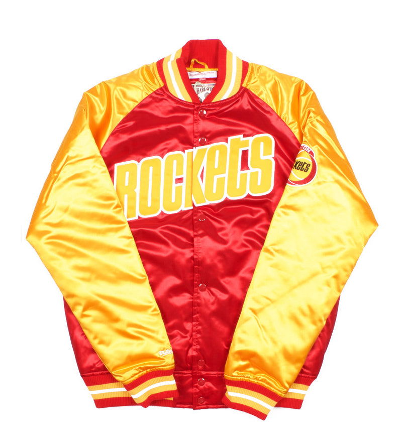 Rockets NBA Tough Season Jacket (Red)