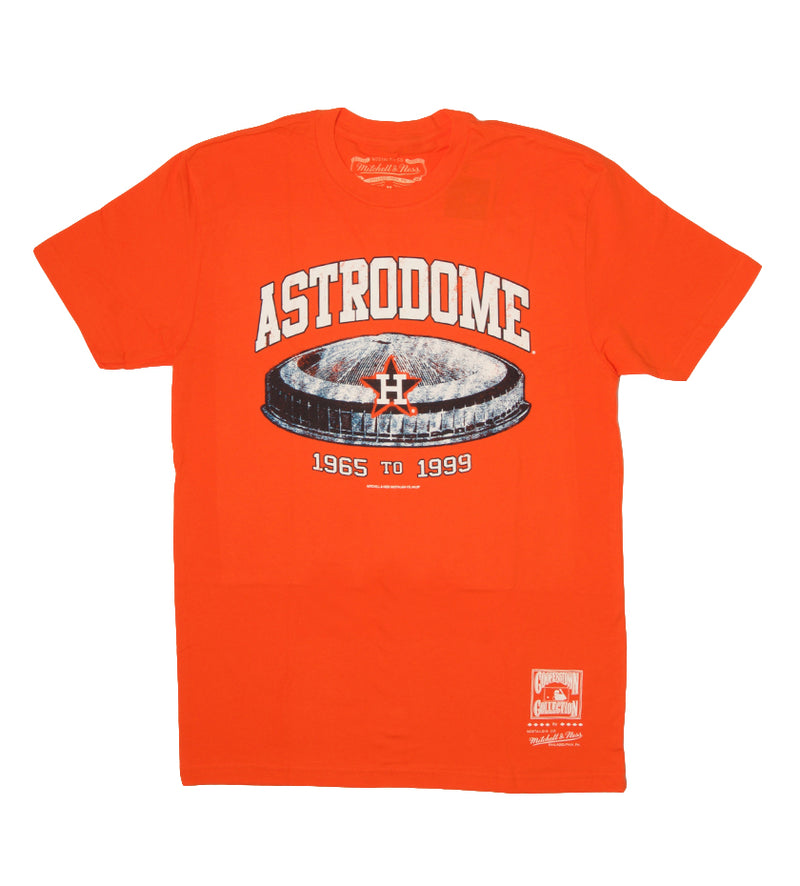 Astros Astrodome Tee (Orange)