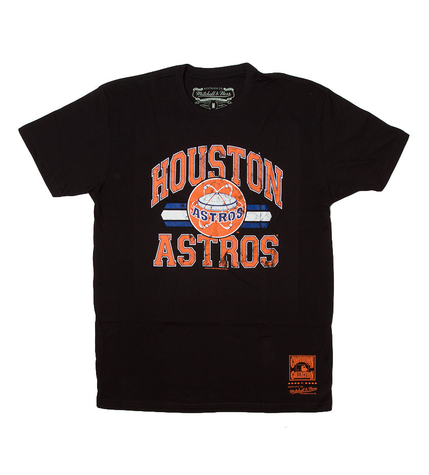 Astros Triple Tee (Black)