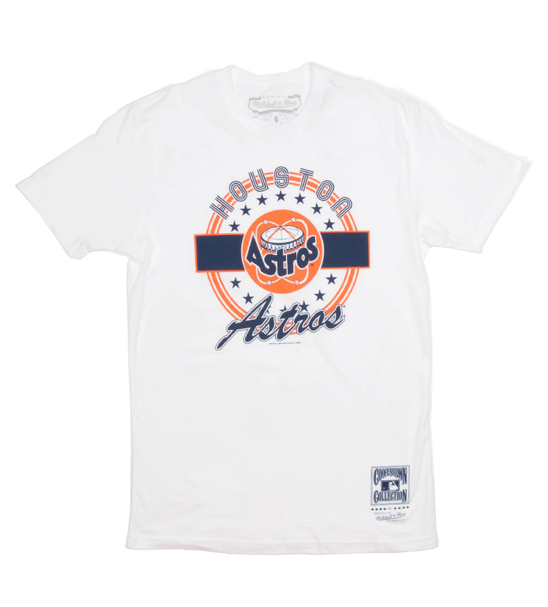 Astros Lift Off Tee (White)
