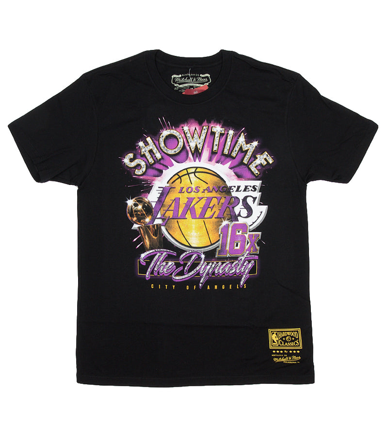 Lakers NBA Dynasty S/S Tee (Black)