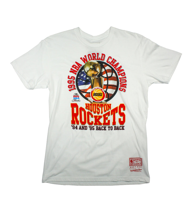 Houston Rockets NBA Champs Tee (White)