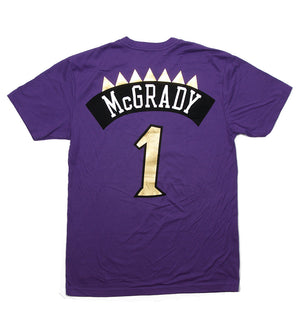 Toronto Raptors CNY N&N Tracy McGrady S/S Tee (Purple)