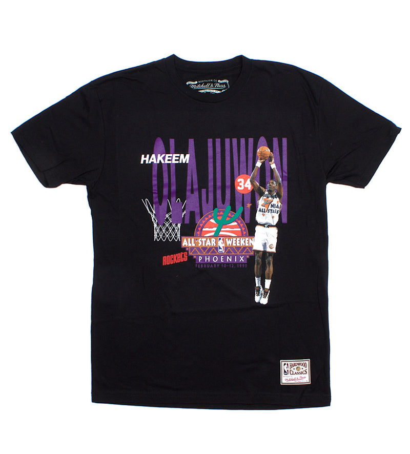 Olajuwon All Star S/S Tee (Black)