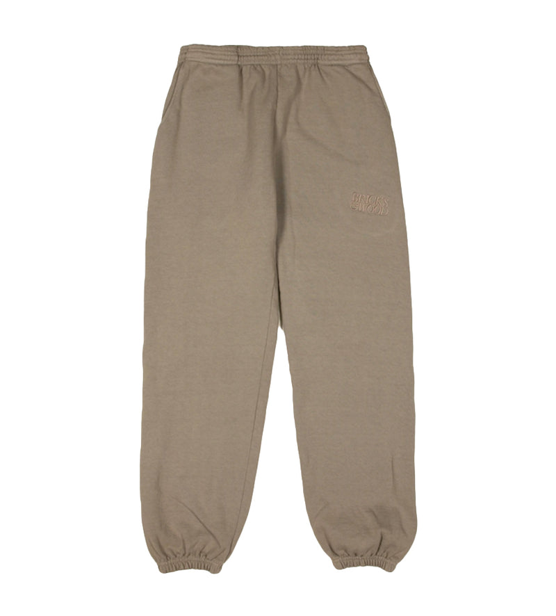 Logo Sweatpants (Fog)