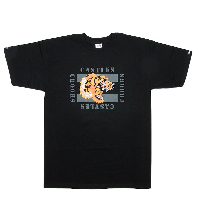 Catch A Tiger Tee (Black)