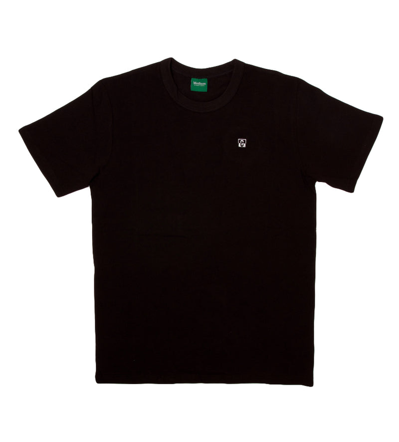 C-Block Knit T-Shirt (Black)