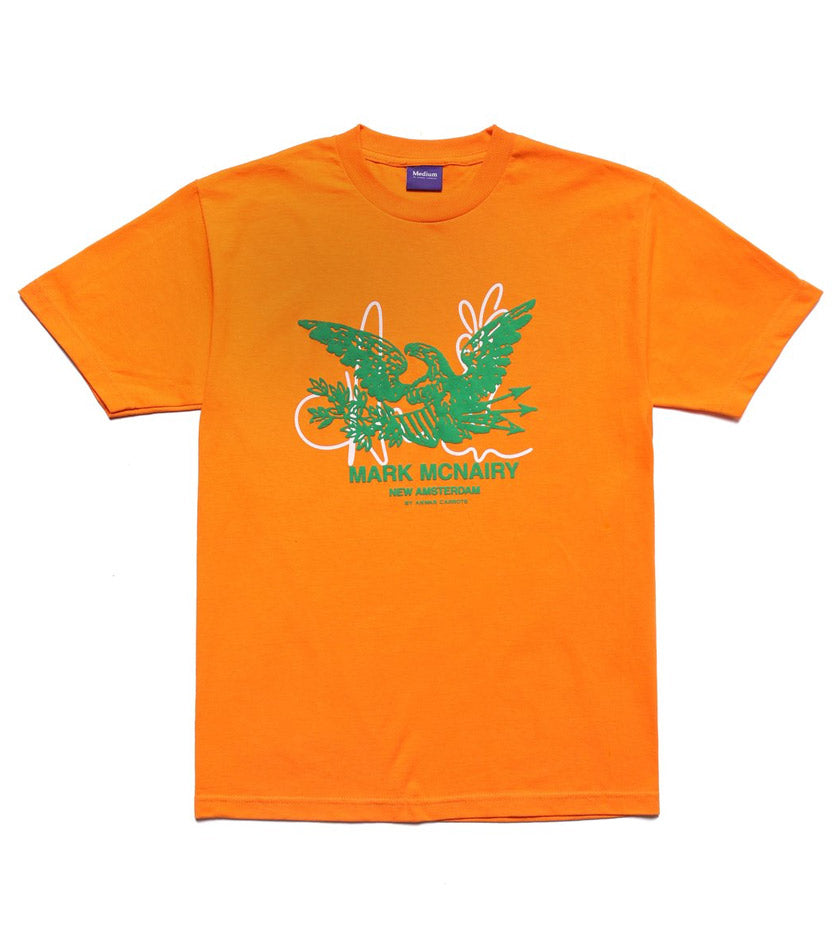 McNairy Logo Tee (Orange)