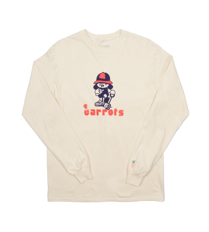 Sprout L/S Tee (Khaki)
