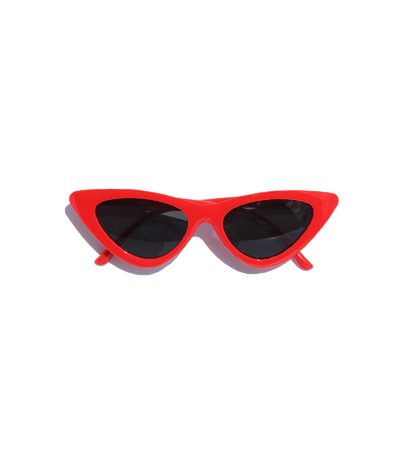 Cruella Sunglasses (Red)