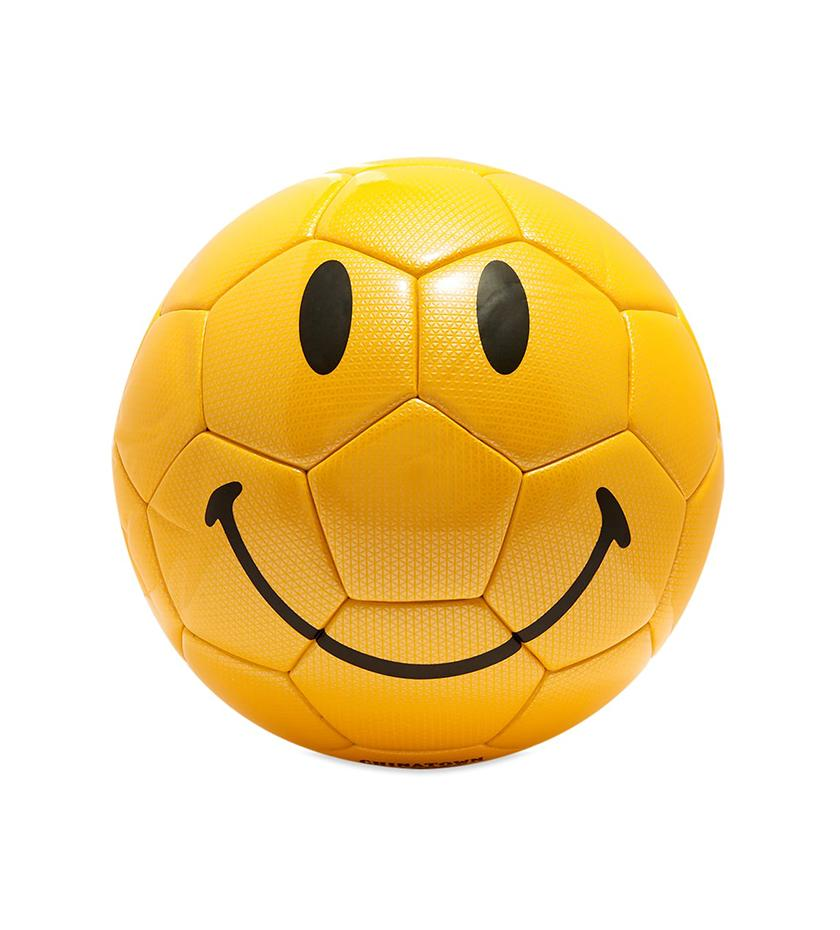 Smiley Soccer Ball (Yellow)