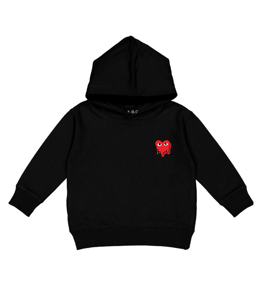 Drip Too Hard Hoody (Black)