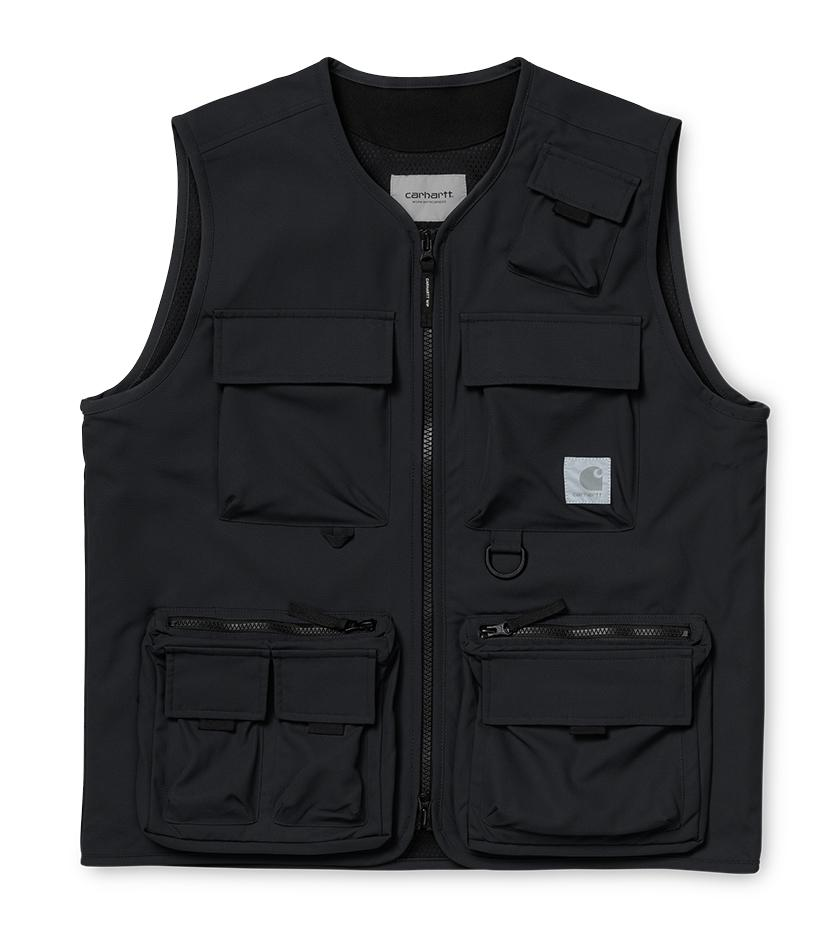 Elmwood Vest (Black)