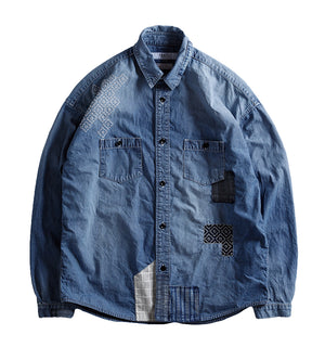 Denim Shirt (Indigo)