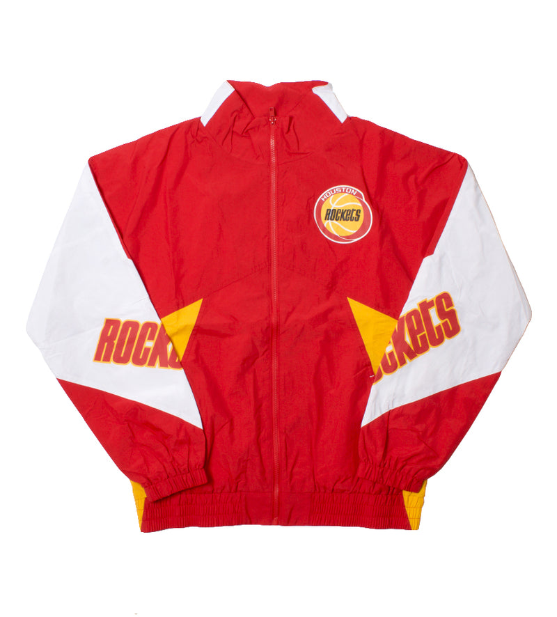 Rockets Midseason Windbreaker 2.0 (Scarlet)