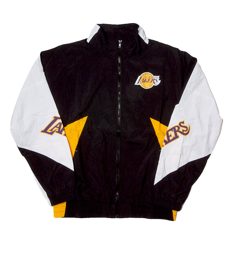 Lakers Mid-Season Windbreaker 2.0 (Black)