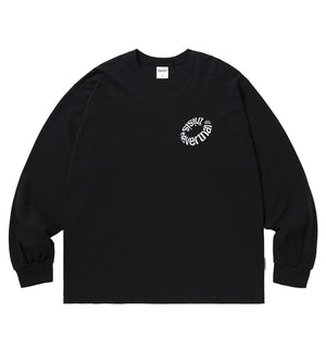 Ring L/S Top (Black)