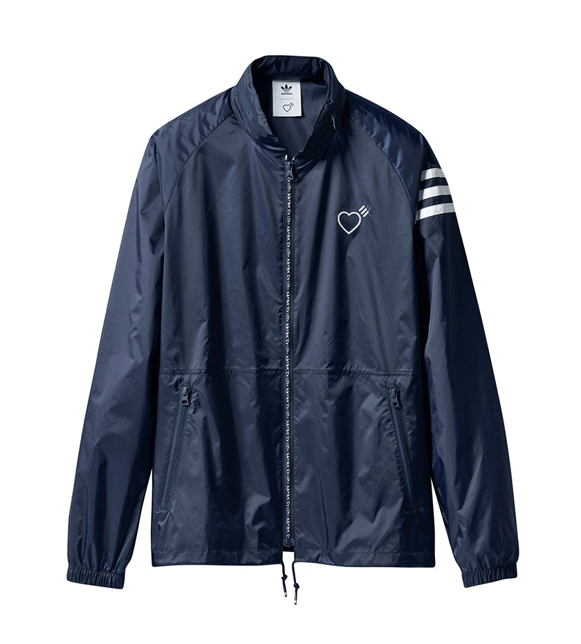 Human Made x adidas Consortium Windbreaker (Collegiate Navy)
