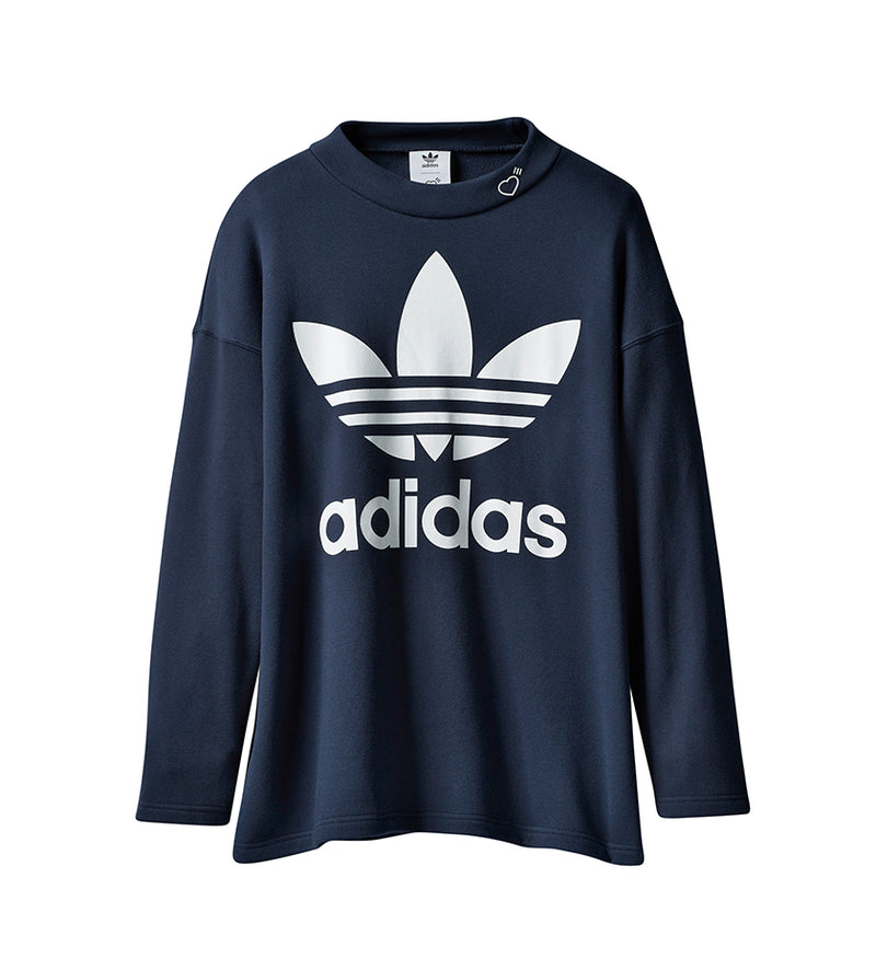 Human Made x adidas Sweatshirt (Collegiate Navy)