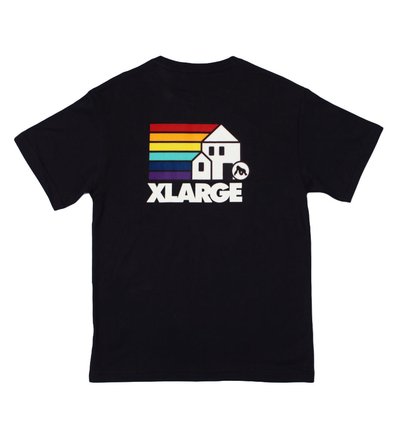 Go Home S/S Tee (Black)