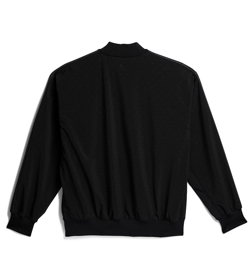 PW Gender Neutral Track Top (Black)