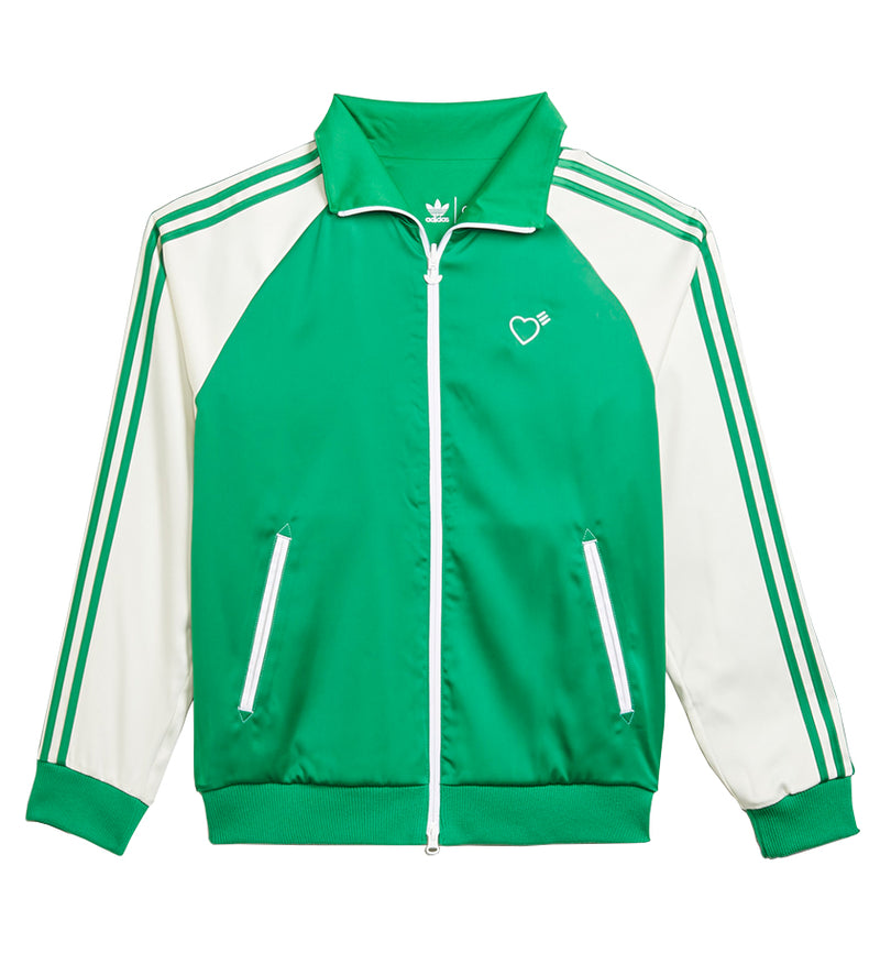 Human Made x Adidas Consortium Firebird Track Jacket (Green)