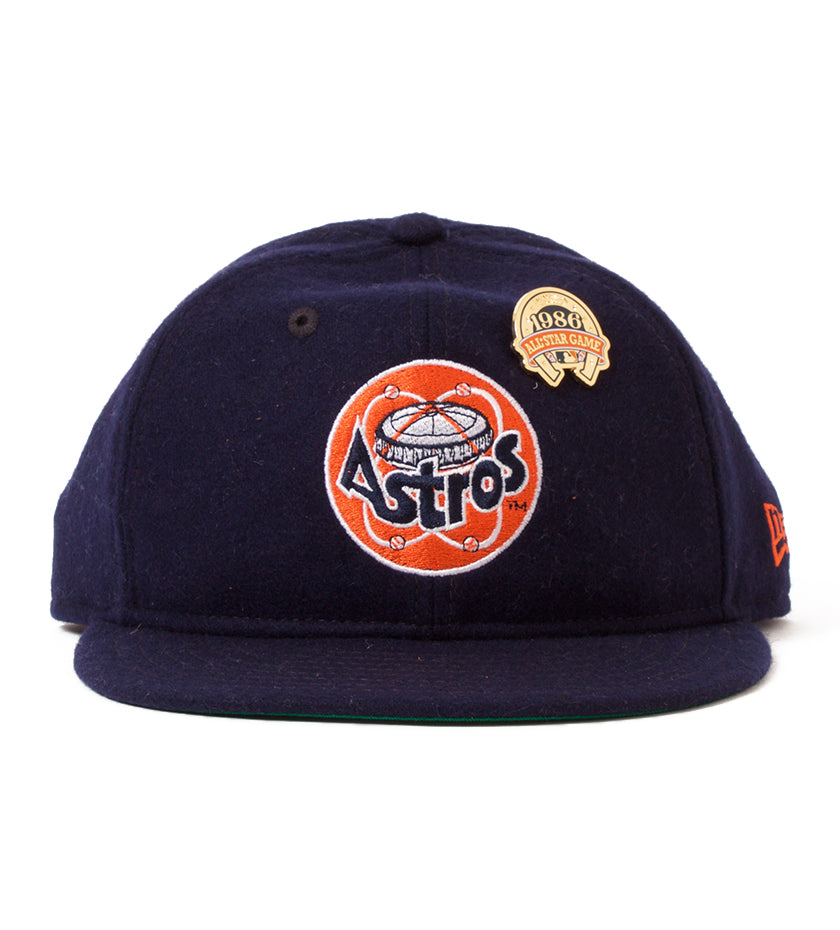 Proper x New Era Astros 1986 All Star 9Fifty Retro Crown (Navy)