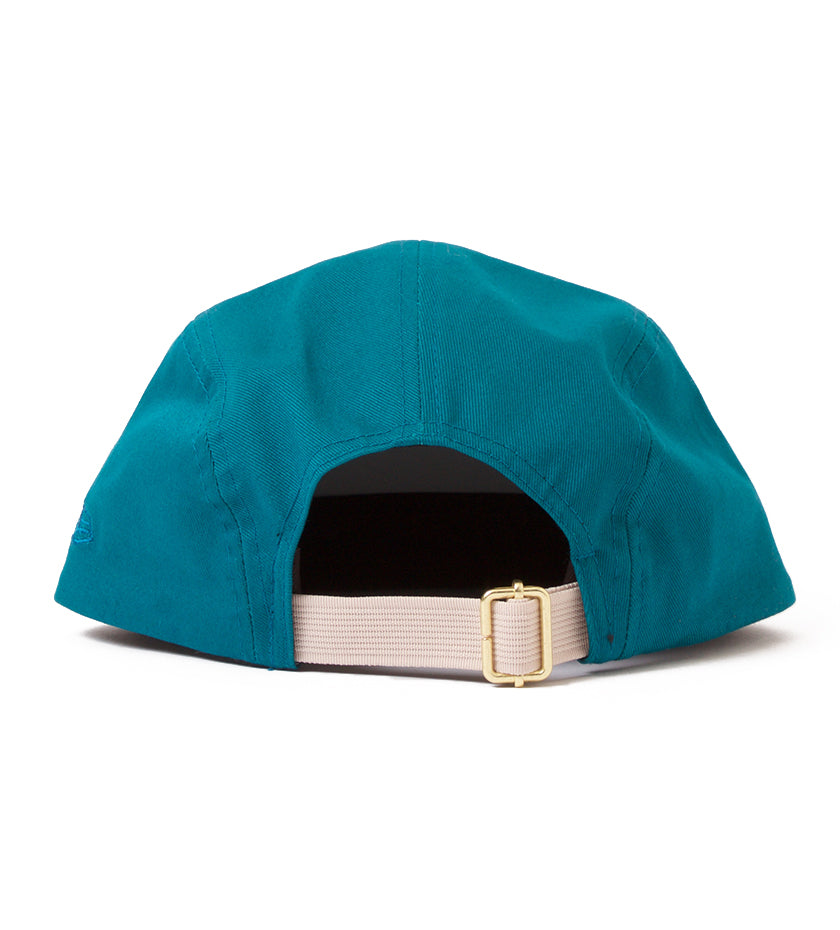 Proper x New Era 5-Panel Camper (Teal)